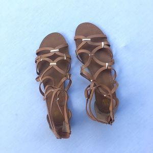 Shoes - Spartan Sandals size 10